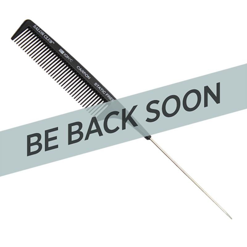 Salon Club SCTC-06 Metal Tail Comb #605