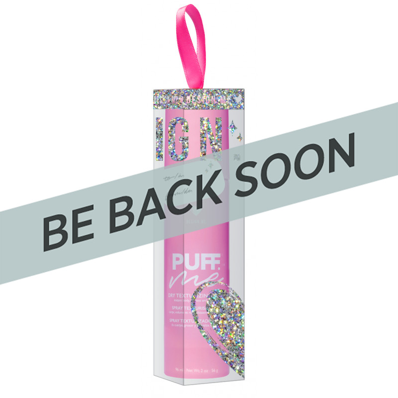 Design.Me Puff.Me Texture Spray Holiday