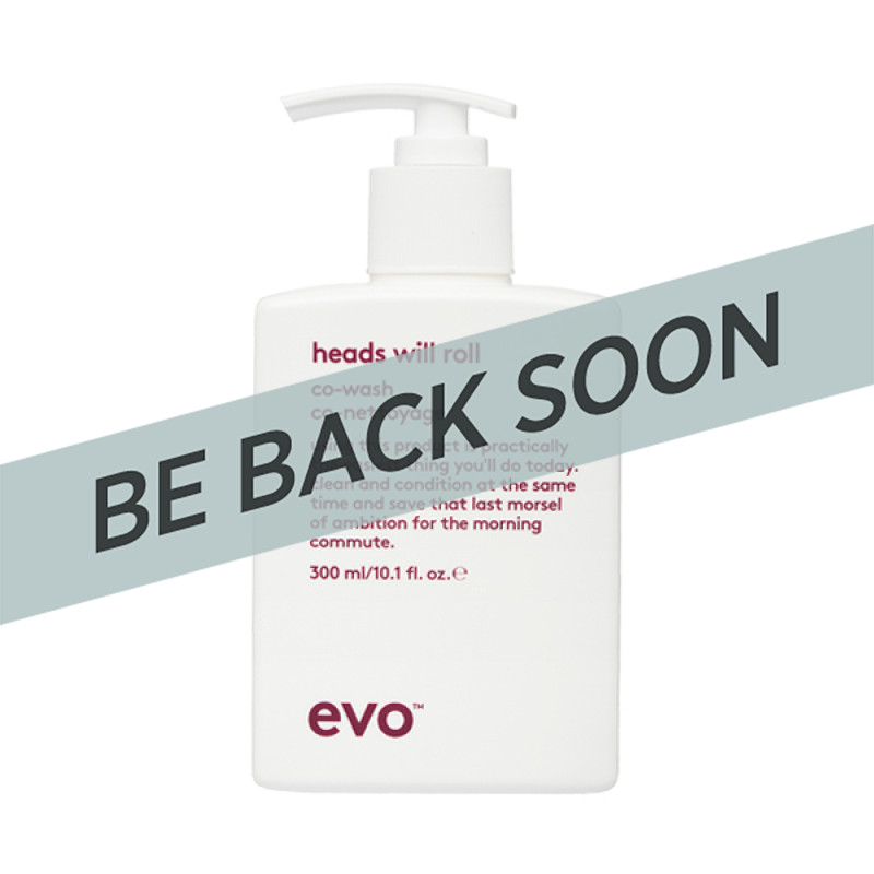 Evo Heads Will Roll Cleansing Conditioner 300ml