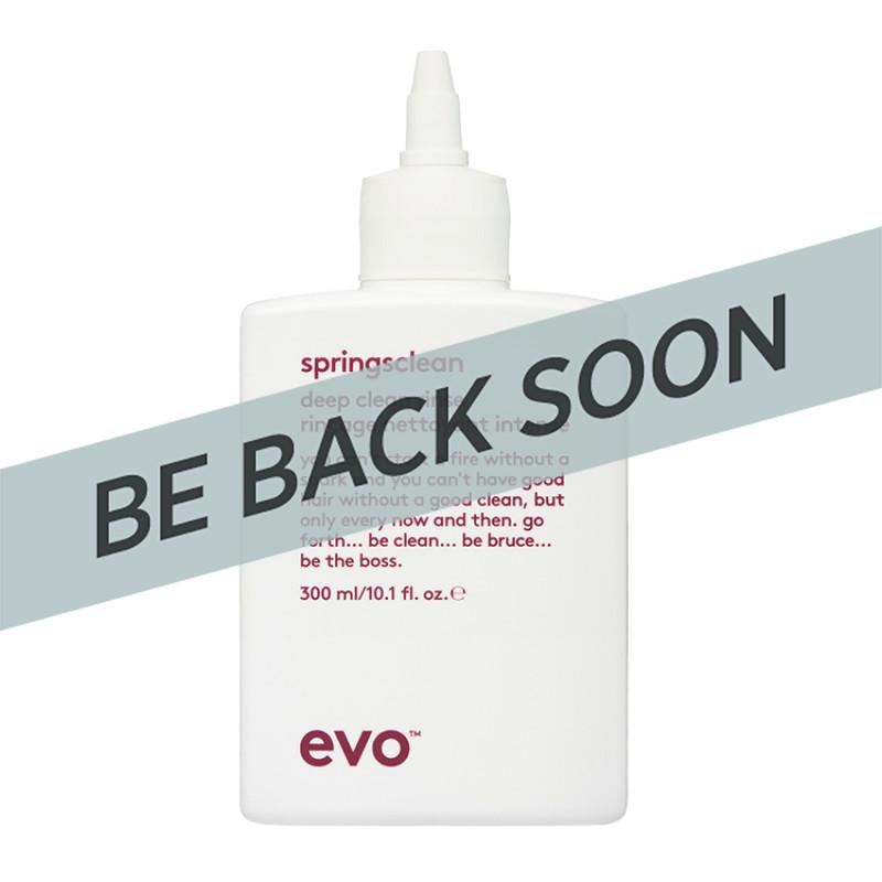 Evo Springsclean Deep Cleaning Rinse 300ml