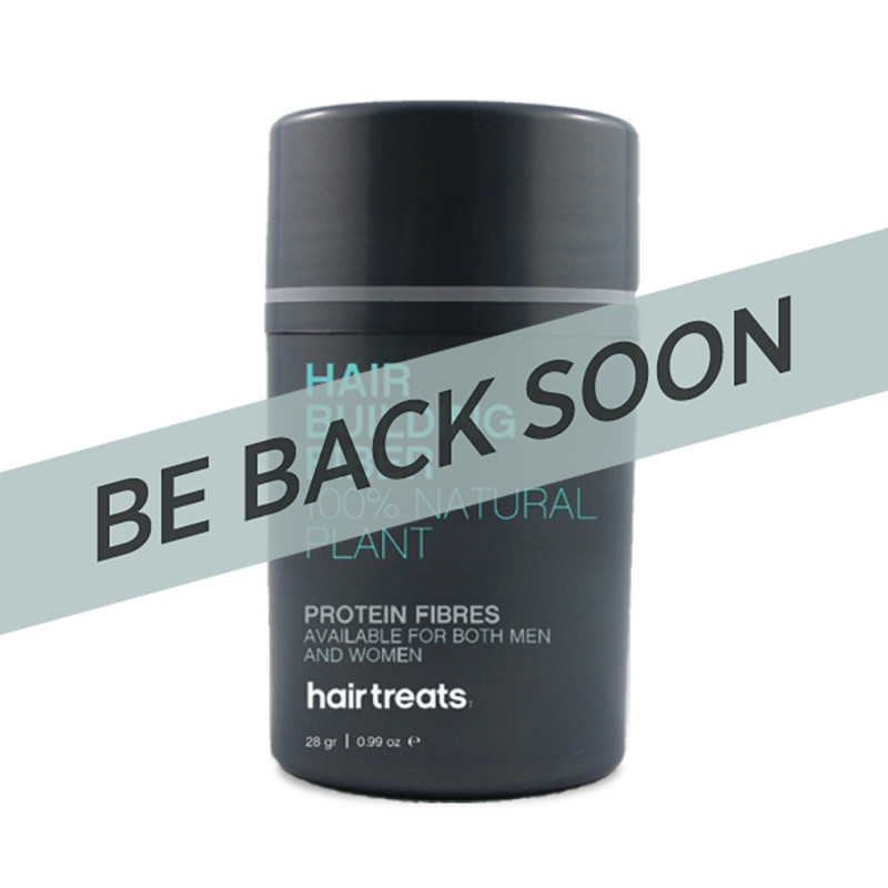 Hair Treats Fiber Brown..