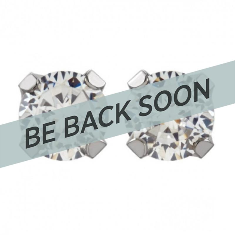 Inverness 84C 24K GP 3mm Crystal Tiffany