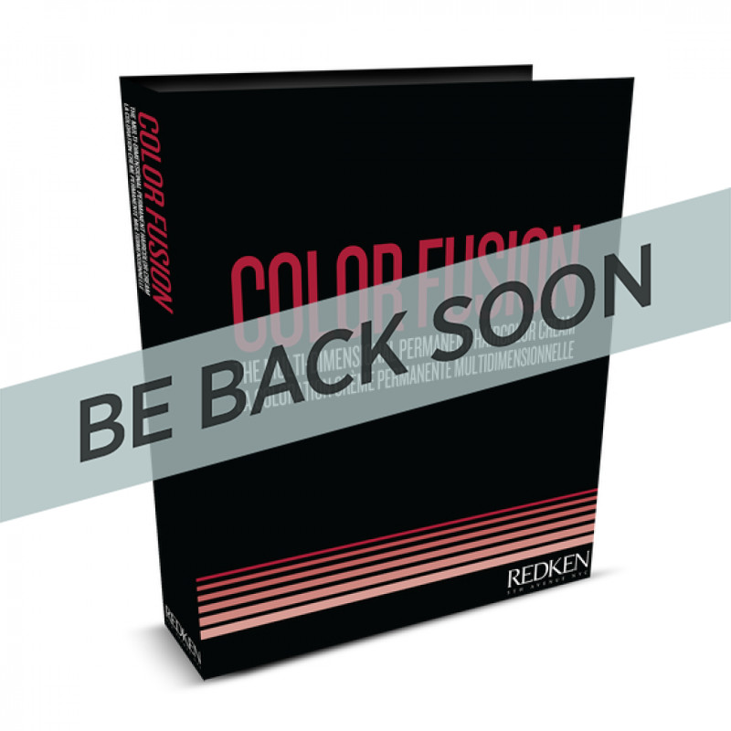 Redken Fusion Swatch Book 2020