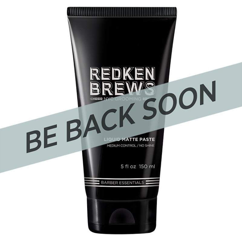Redken Brews Liquid Matte..