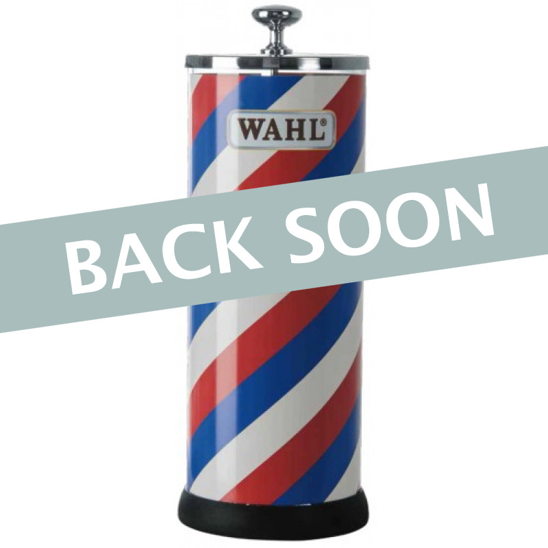 Wahl Disinfectant Jar Red..