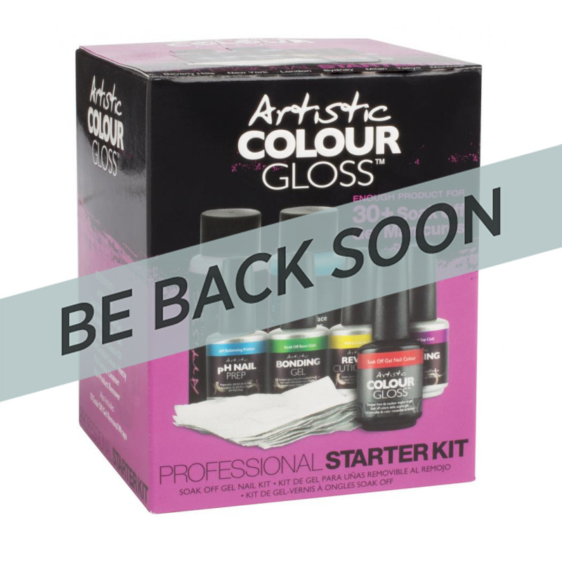 Artistic Gloss Professional Starter Kit 03420
