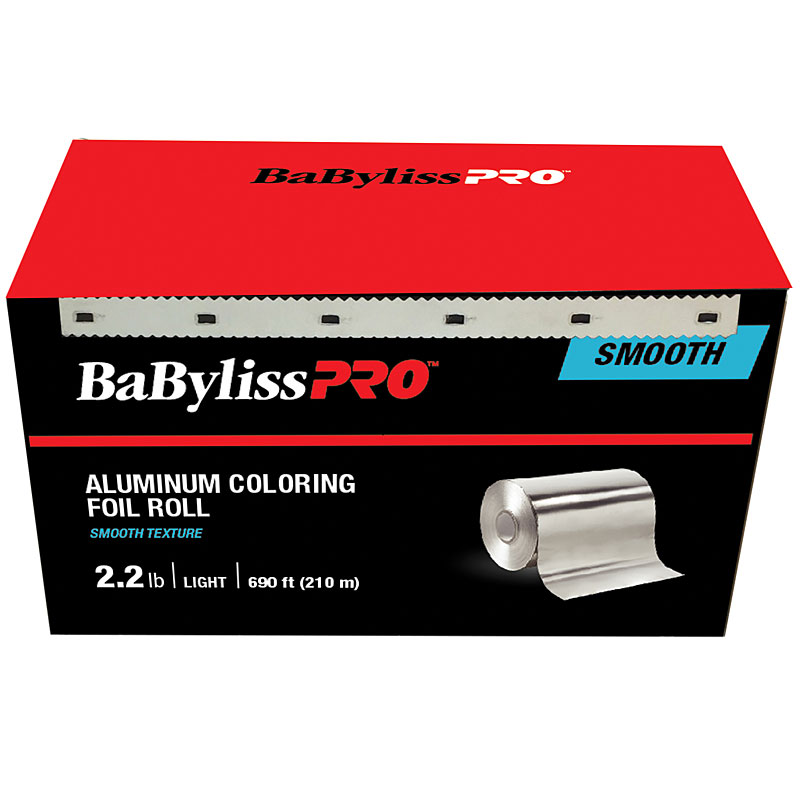 BESFOILJHUCC Smooth Heavy Silver 2.2lb Foil Roll