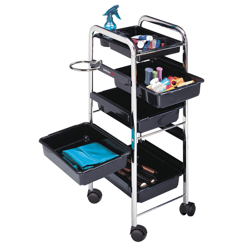 BabylissPro BES868UCC Chrome Frame Trolley