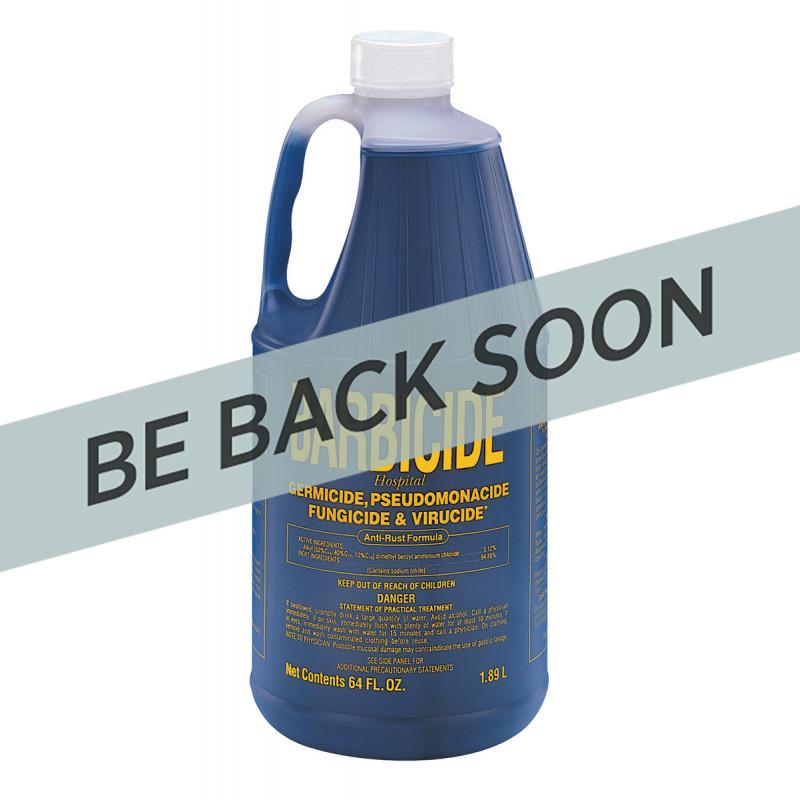 Barbicide Disinfectant 64oz 1.89L