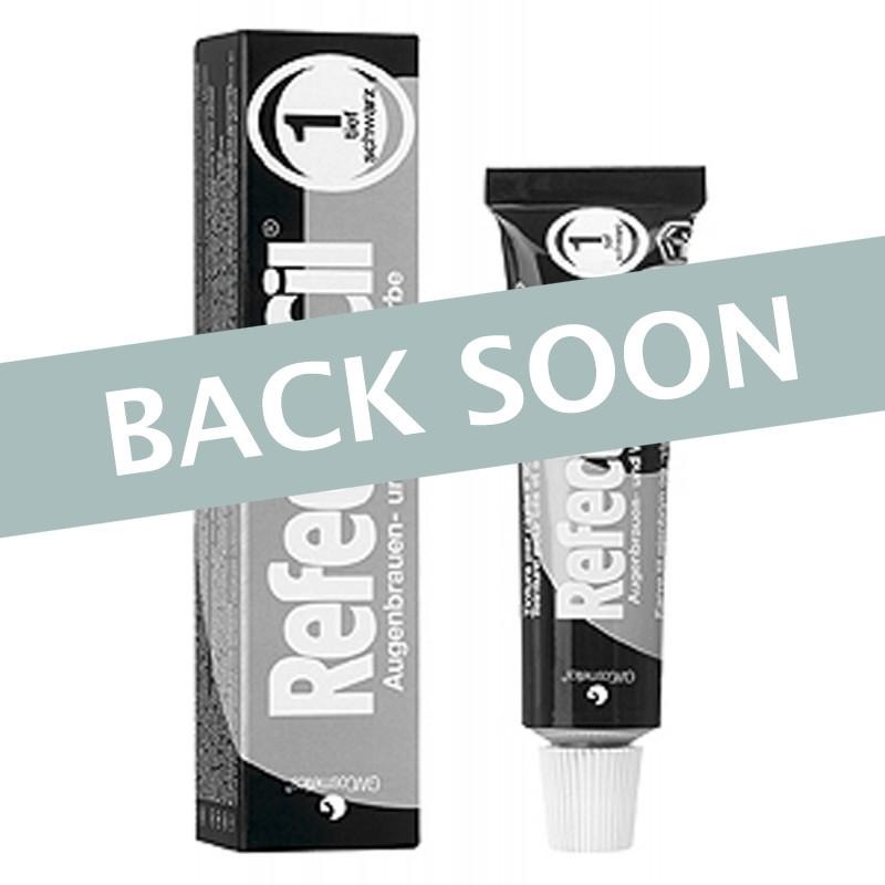 RefectoCil Tint Pure Black #1 15ml RC571