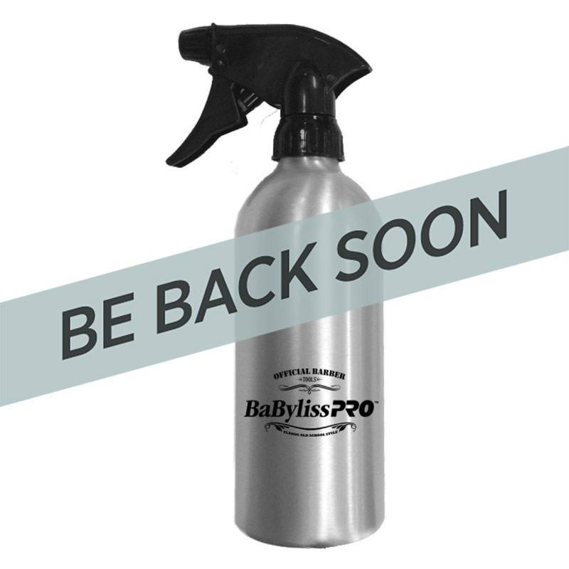 BESPRAYBAR1UCC Aluminum Barber Spray Bottle 400ml