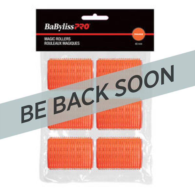 BESMAGIC4BUCC Self-Gripping Rollers Orange (6)