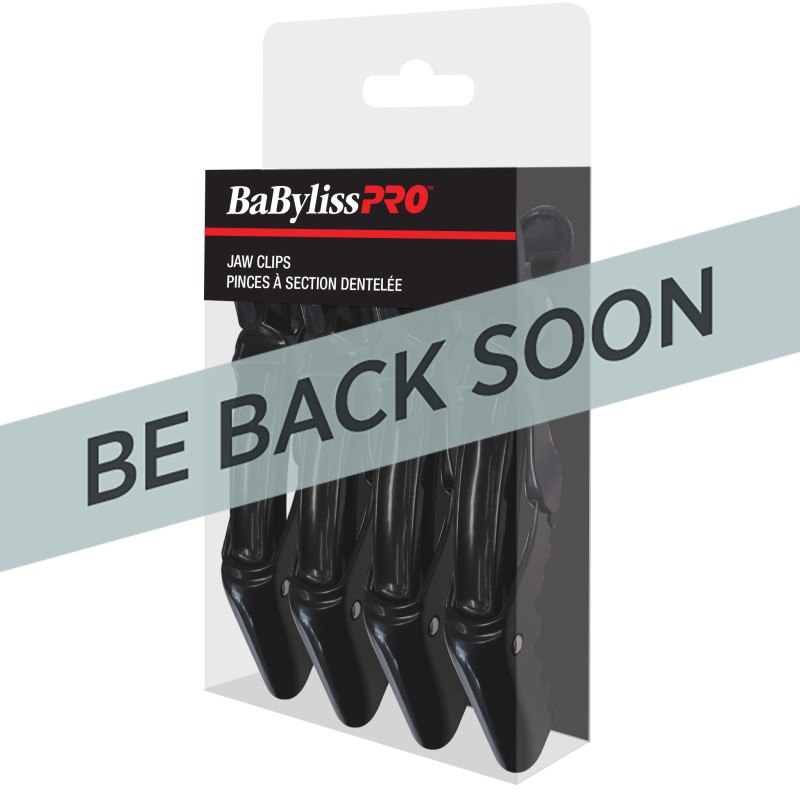 BESPRO40UCC Expandable Clips Black (4)