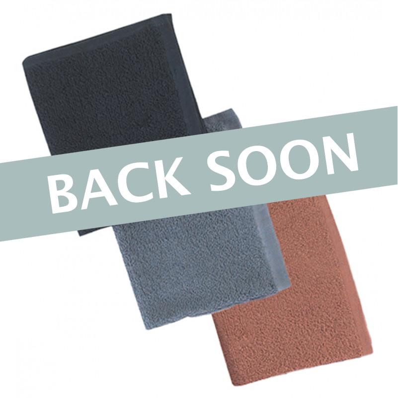 BESTOWELCBKUCC Black Bleachproof Towels (12)