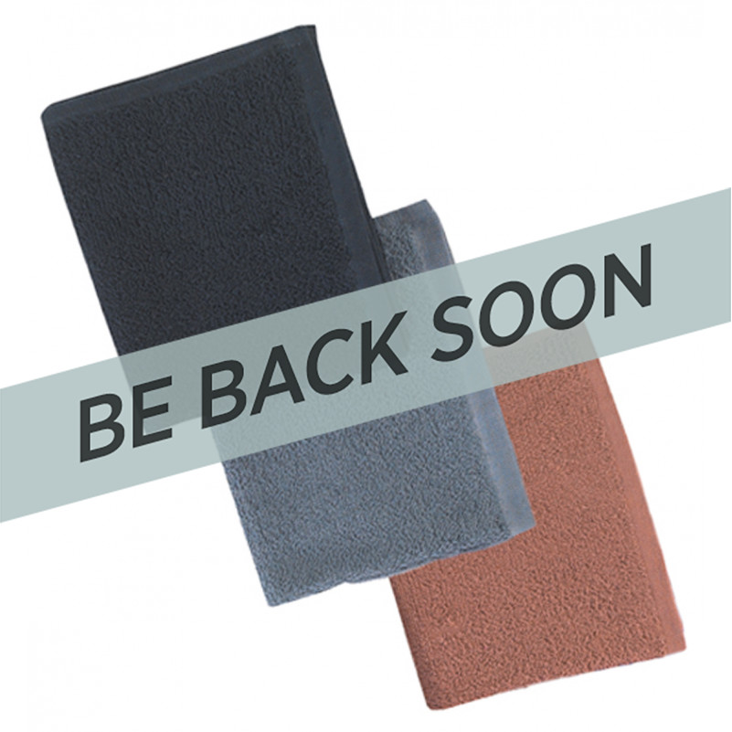 BESTOWELCGYUCC Grey Bleachproof Towels (12)