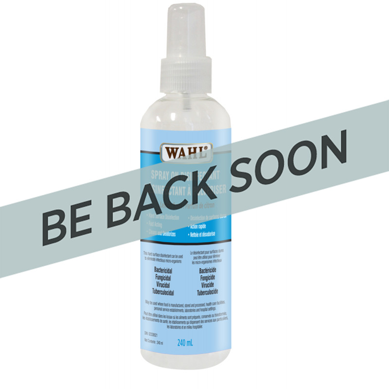 Wahl Spray On Disinfectant 53325