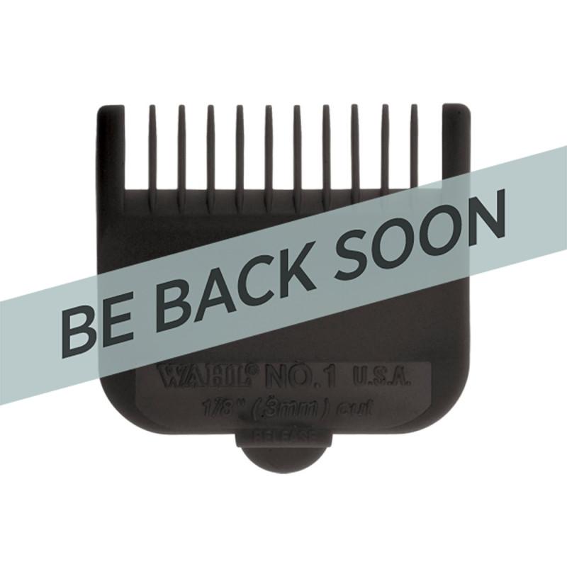 Wahl # 1 Black Guide Comb..