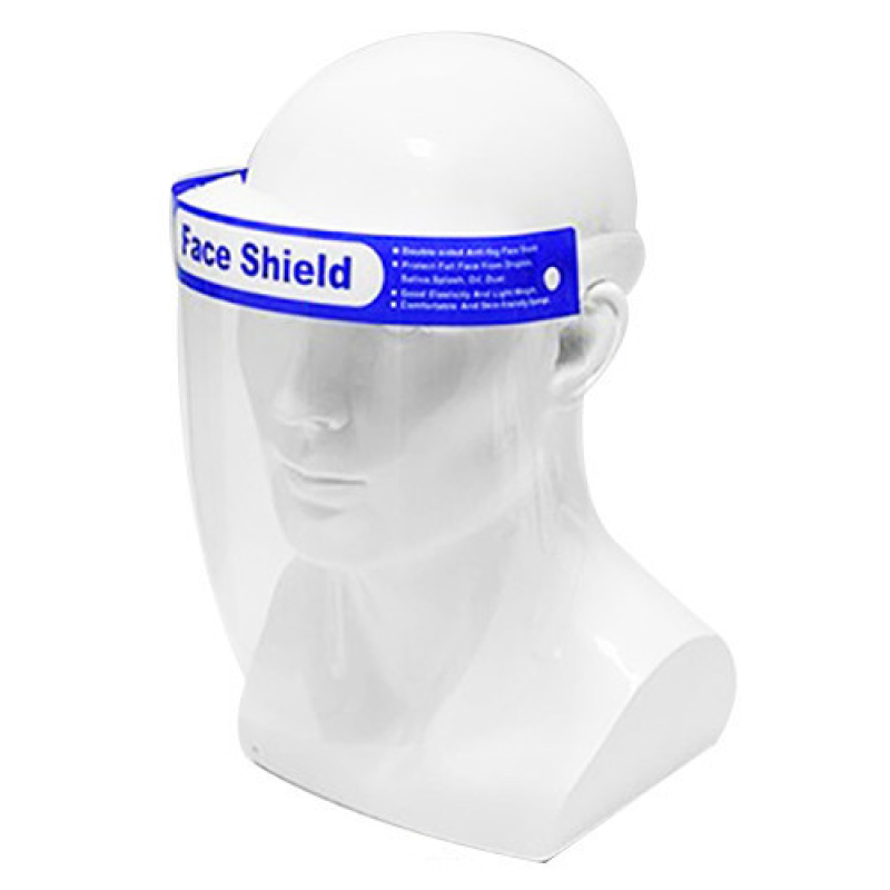 Face Shield w/ Foam Foreh..