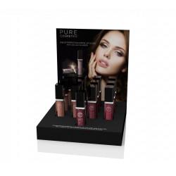 Pure Liquid Perfection Matte Lip Gloss Display