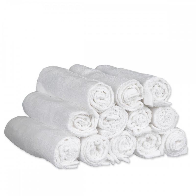 White Bleachproof Salon T..