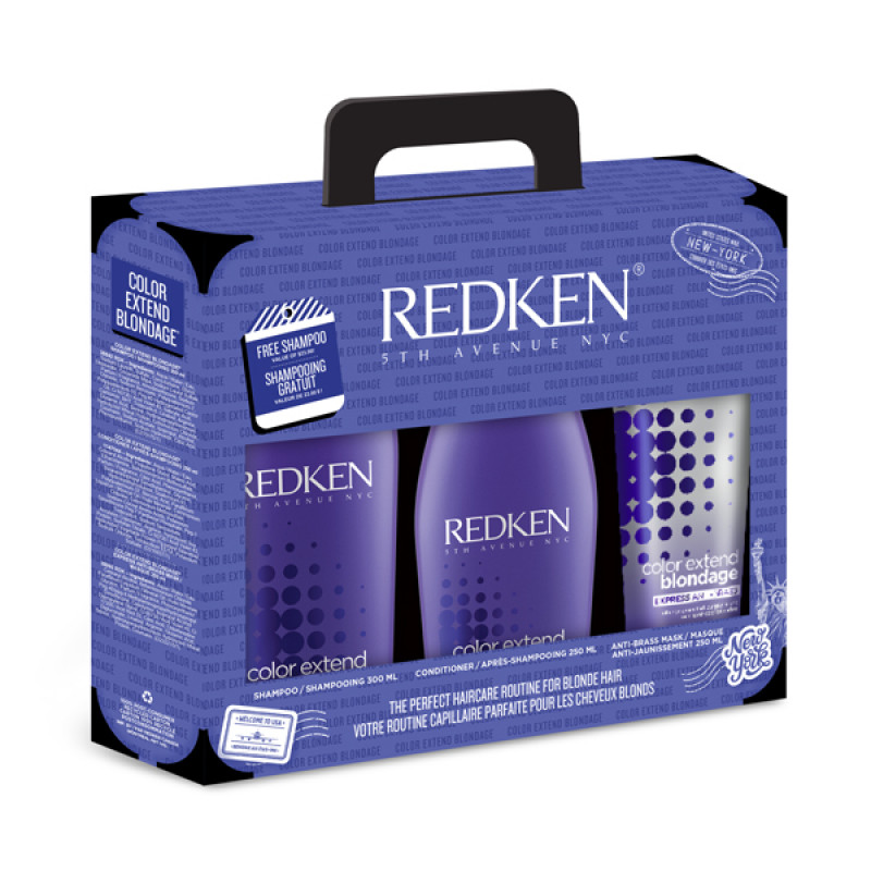 Redken CE Blondage Holida..