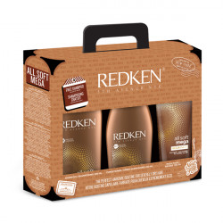 Redken All Soft Mega Holiday Trio Pack