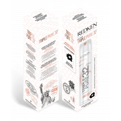 Redken Styling Pure Triple Pure Holiday Pack