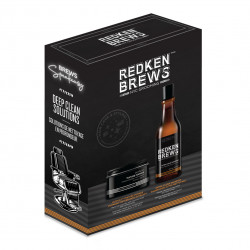 Redken Brews Deep Clean (Extra Clean) Holiday Pack