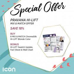 ChromaSilk Hi-Lift Special Offer