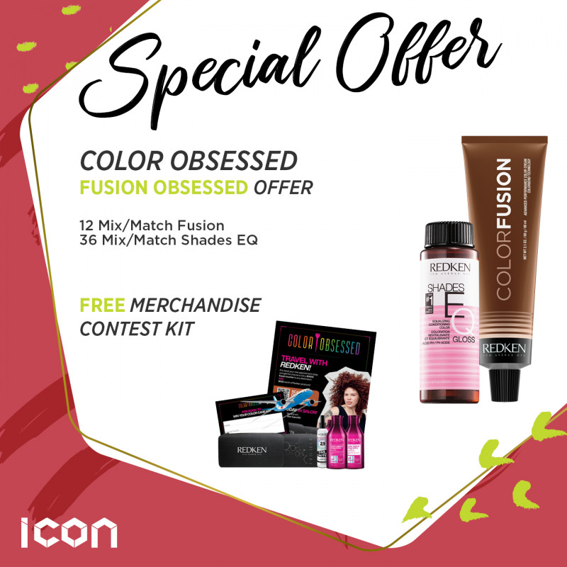 Redken Fusion Obsessed Ma..