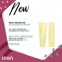 Design.Me Bounce.Me Stylers Launch K