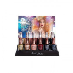 Artistic Holiday 2019 Disco 12pc Mix Display LE