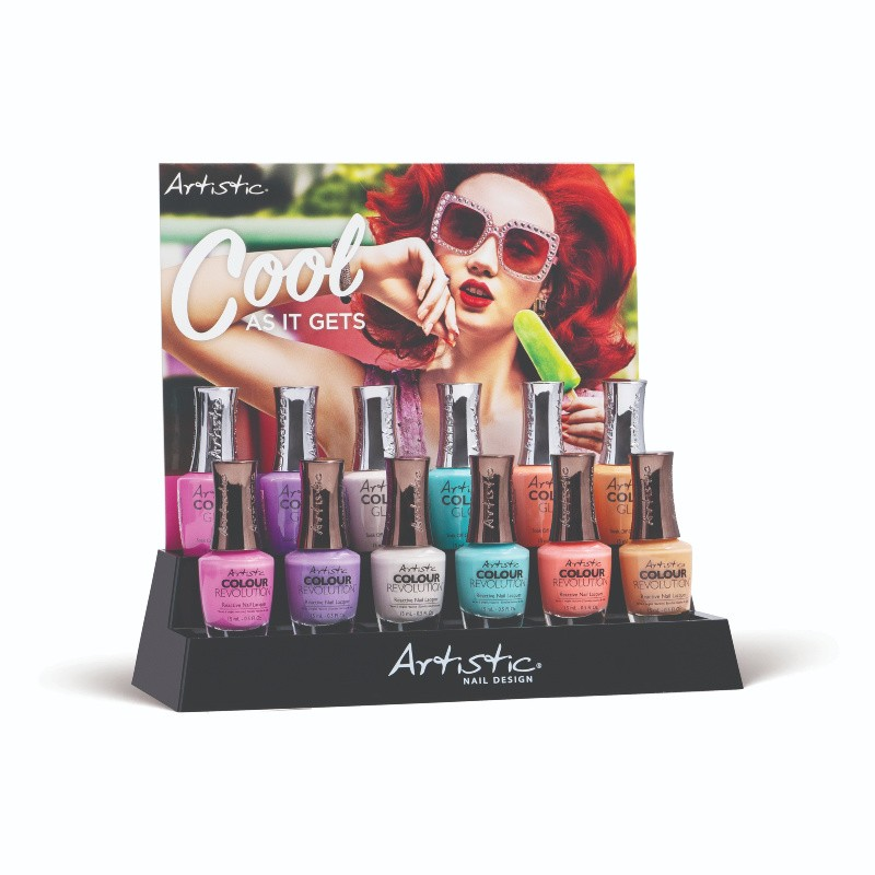 Artistic Summer 2020 Cool As Gets 12pc M