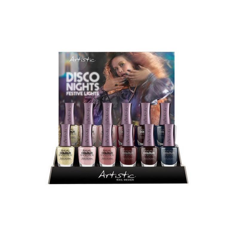 Artistic REVO Holiday 2019 Disco 12pc Di