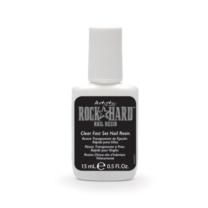 Artistic RH Nail Resin Cl..