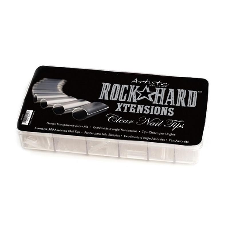 Artistic RH Clear Nail Ex..