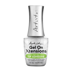 Artistic Gel On Xtensions Tip Adhesive 15ml NEW