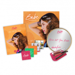 Babe Merchandising Kit NEW