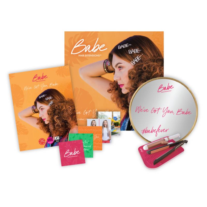 Babe Merchandising Kit 2021