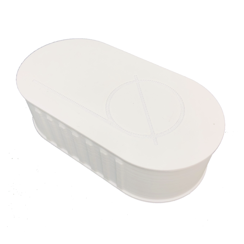 Bottle None Travel Case and Soap Dish