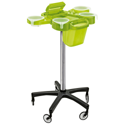 Ceriotti Trolley Green *