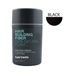 Hair Treats Fiber Black
