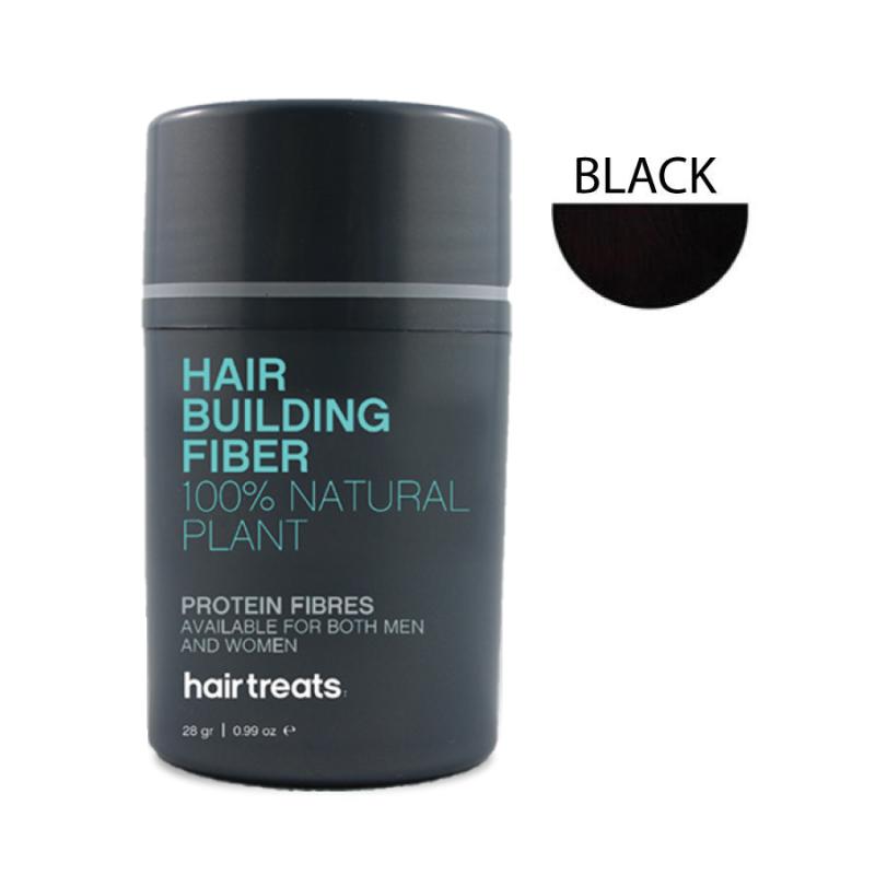 Hair Treats Fiber Black..