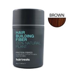 Hair Treats Fiber Brown