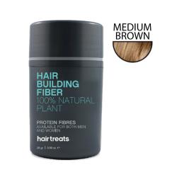 Hair Treats Fiber Medium Brown