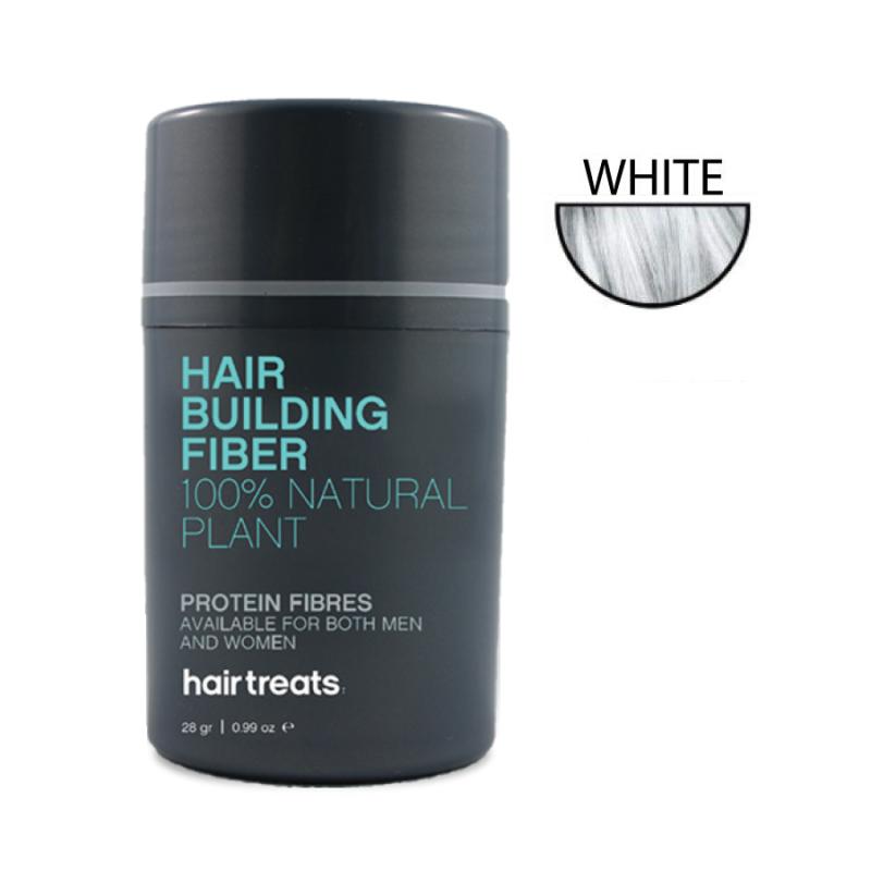 Hair Treats Fiber White..