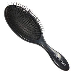Salon Club SCPB-BLK Paddle Brush Black
