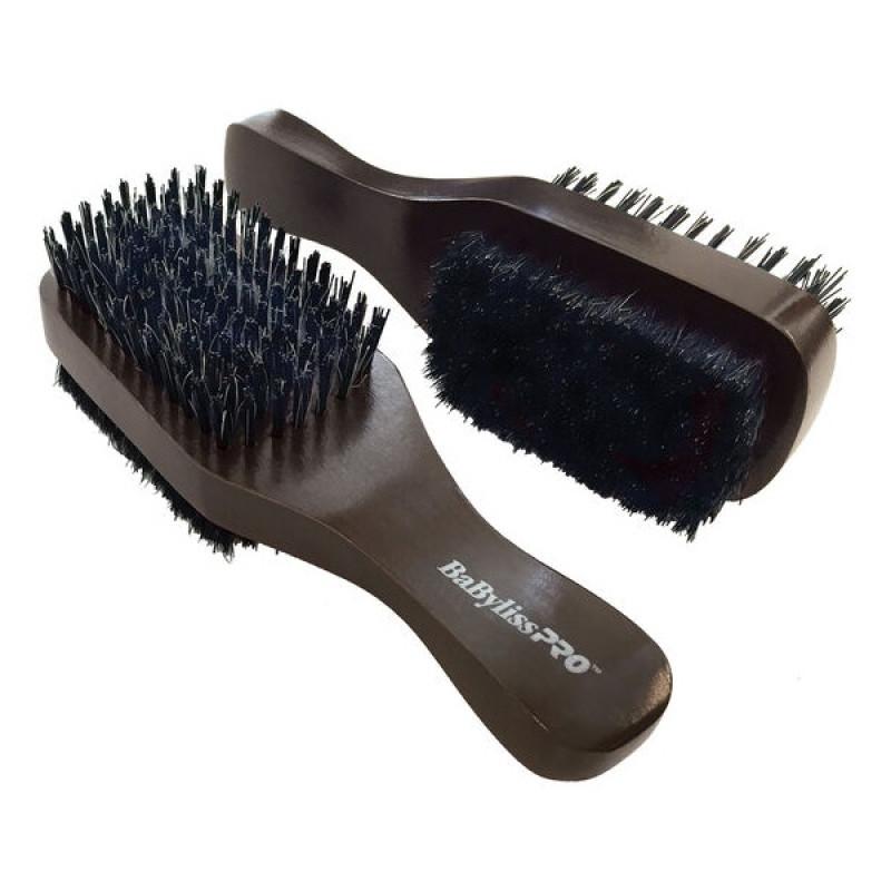 BESCLBRBARUCC Barber 2-Sided Club Brush