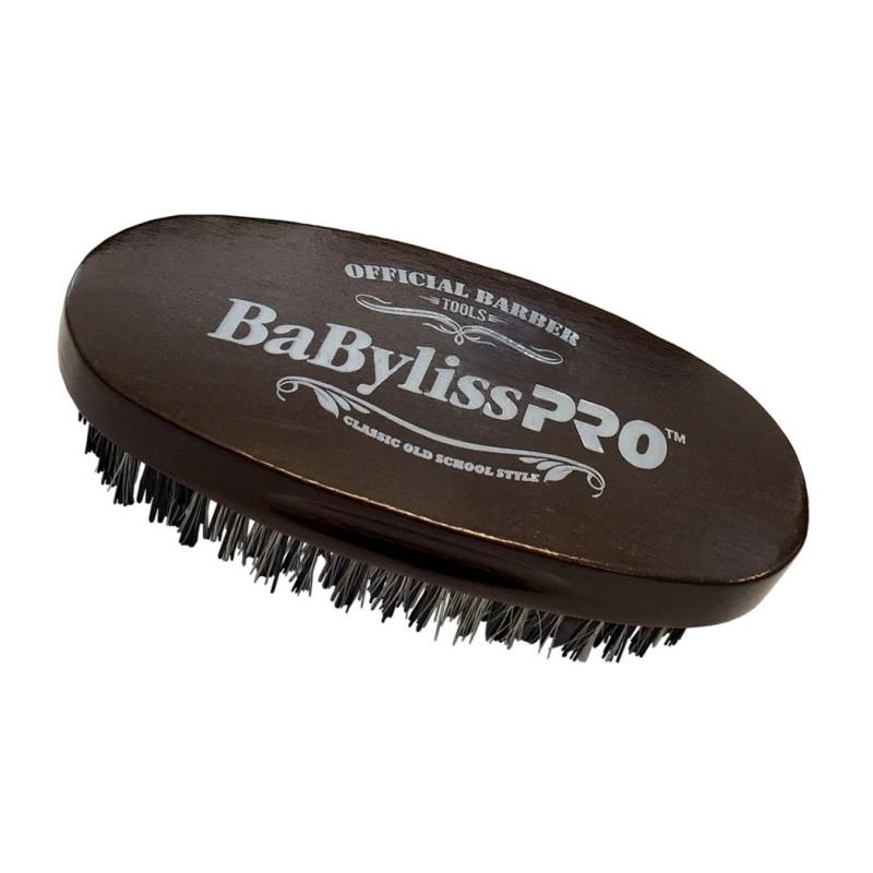 BESPALMBRUCC Barber Oval Palm Brush