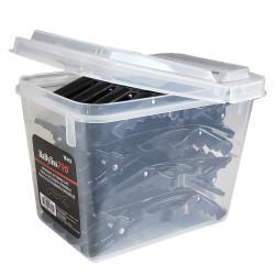 BESPRO40BXUC Expandable Clips Black (16/Box)